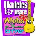 Ukulele for Peace Grafik