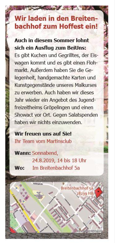 Hoffest Flyer Seite 2