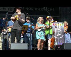 1. Bremer Ukulelenorchester - Fluch der Kaperfahrt - Festival Maritim 2019