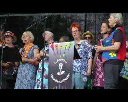 1. Bremer Ukulelenorchester - Vem Kan Segla - Festival Maritim 2019